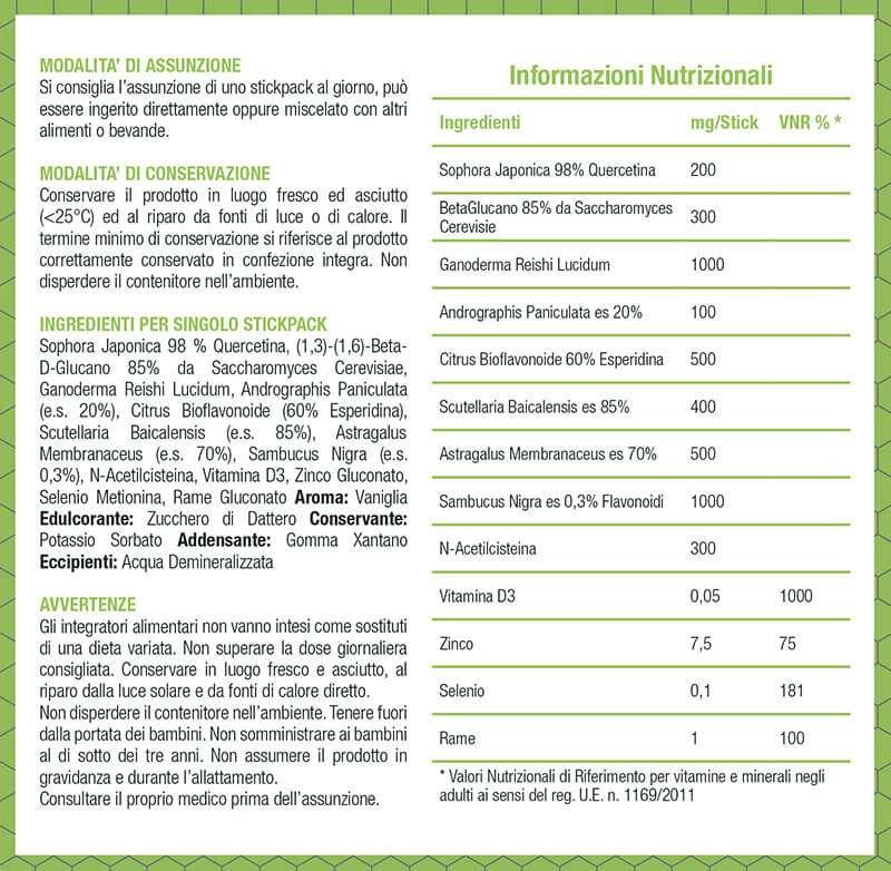 Etichetta Immuno24
